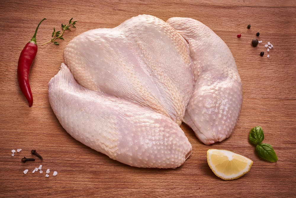 Куриная тушка без костей (шаурма)