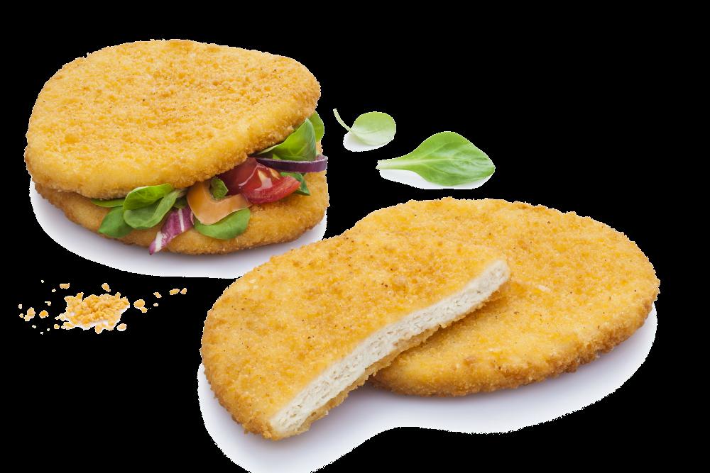 Куриный бургер в панировке (Premium)